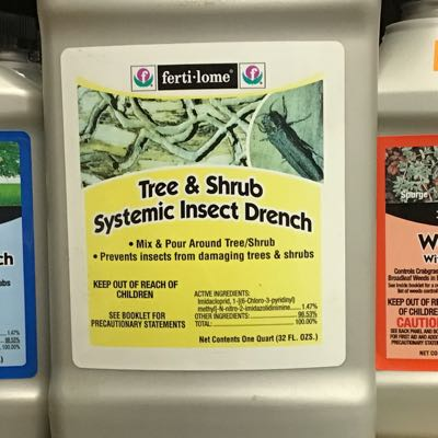 Tree & Shrub Systemic Insect Drench 32 Oz